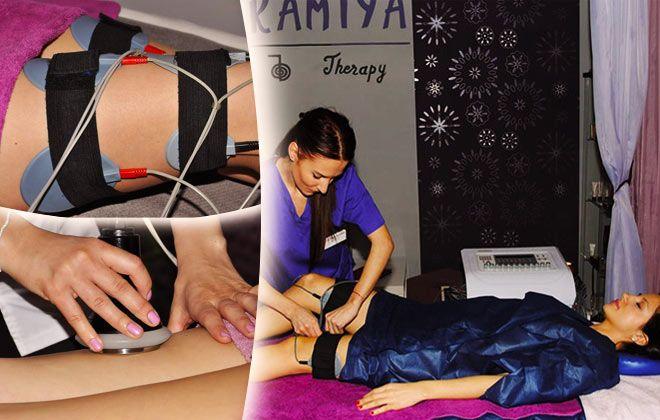 Oferta ideala pentru un corp perfect! Pachetul include: electrostimulare vacuum cavitatie drenaj limfatic la doar 229 lei in loc de 450 lei la Kamiya Therapy!
