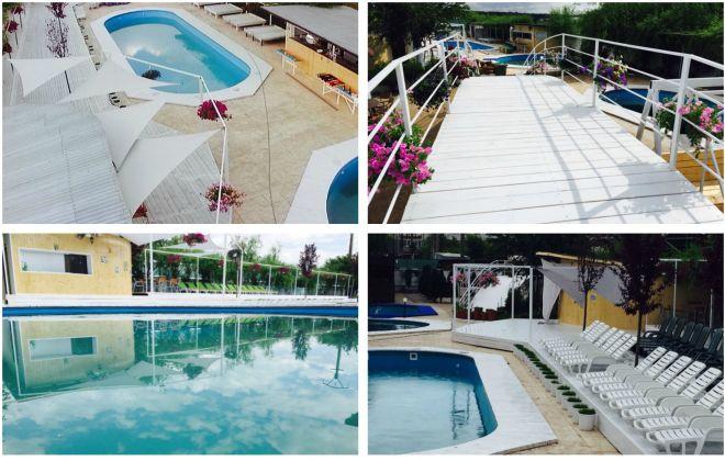 Imagine cupon oferta -  Locul ideal pentru balaceala!  Acces piscina Aqua Beach Snagov! De la doar 18 lei/1 persoana pentru acces piscina + sezlong + umbrela + spatiu de joaca copii + spatiu activitati sportive + Parcare + Wi-fi! Oferta valabila pana pe 31 August!