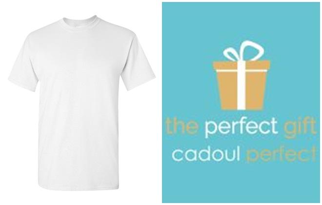 Imagine cupon oferta -  Un cadou haios pentru prietenii tai!  Perfect Gift Arts iti propune un cadou diferit: tricou personalizat cu poza preferata si textul dorit, din bumbac, la doar 39 lei in loc de 78 lei! Culori disponibile: alb, negru, albastru, galben, rosu, verde si roz!